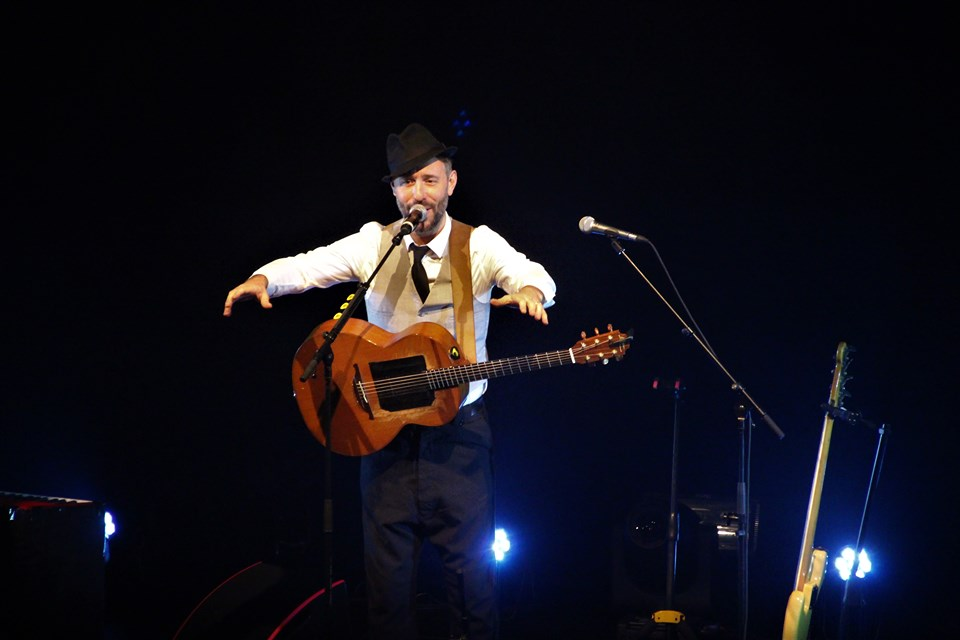 Interview : Charlie Winston