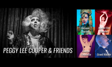 Peggy Lee Cooper & Friends
